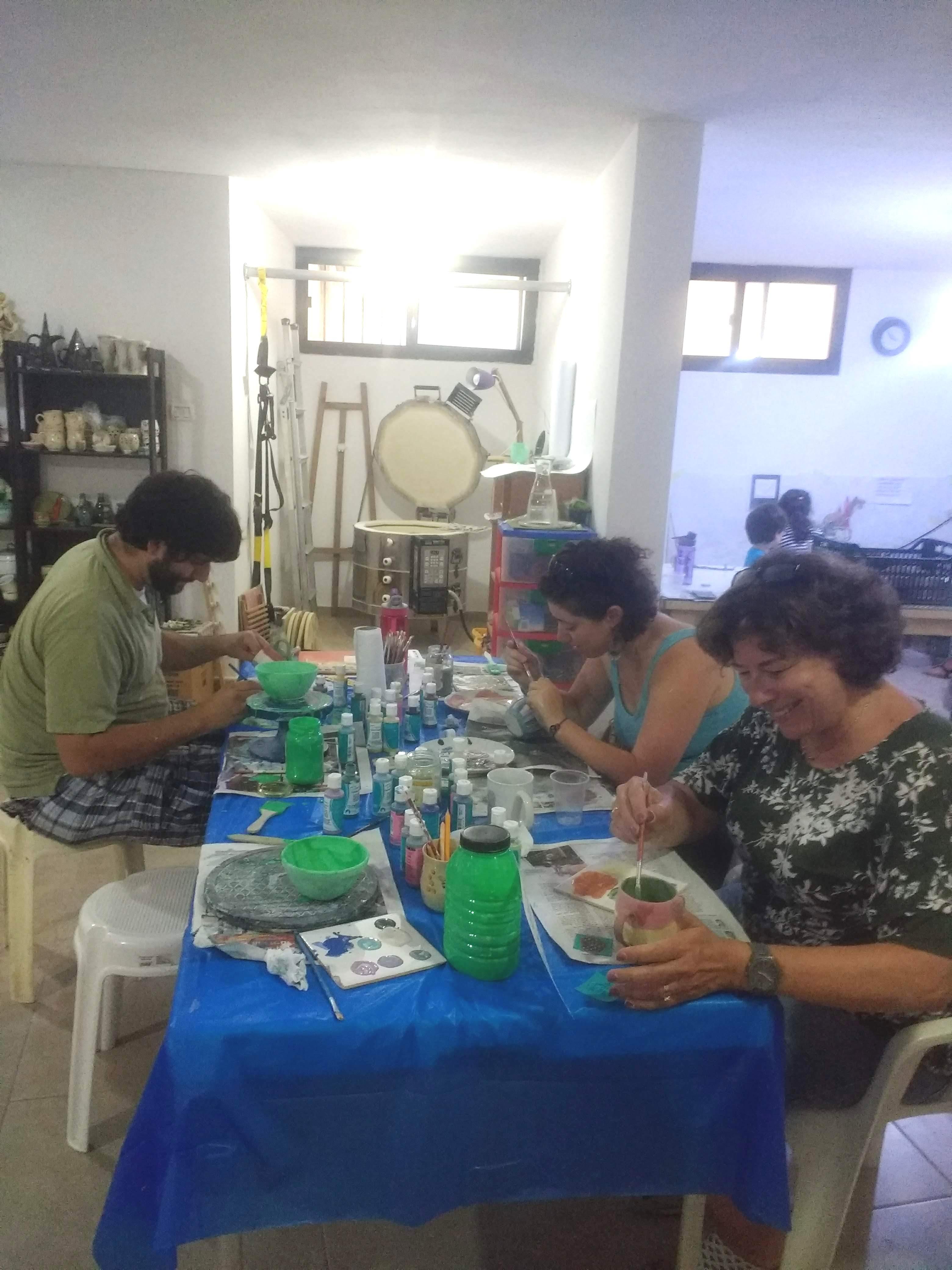 ClayismyArt Workshop2