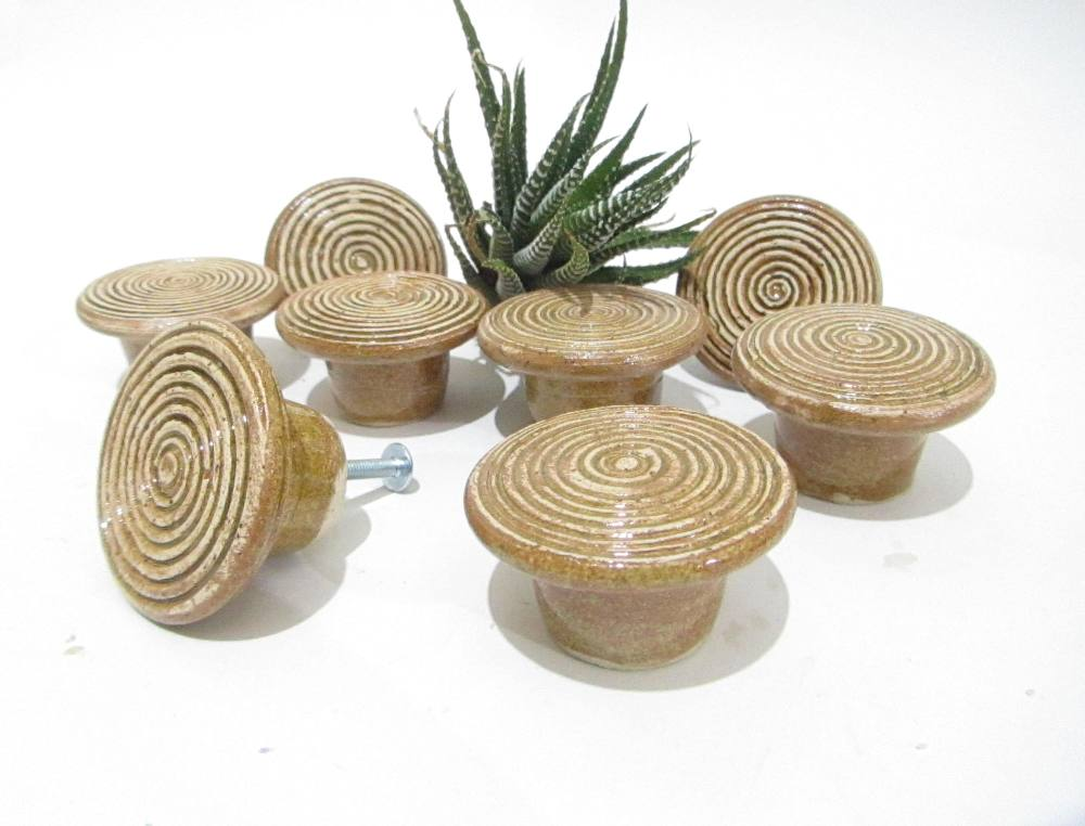 Ceramic Knobs, Cabinet Knobs, Door Hardware