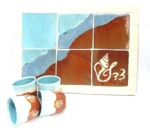 Ceramic Sign, Company Signage
