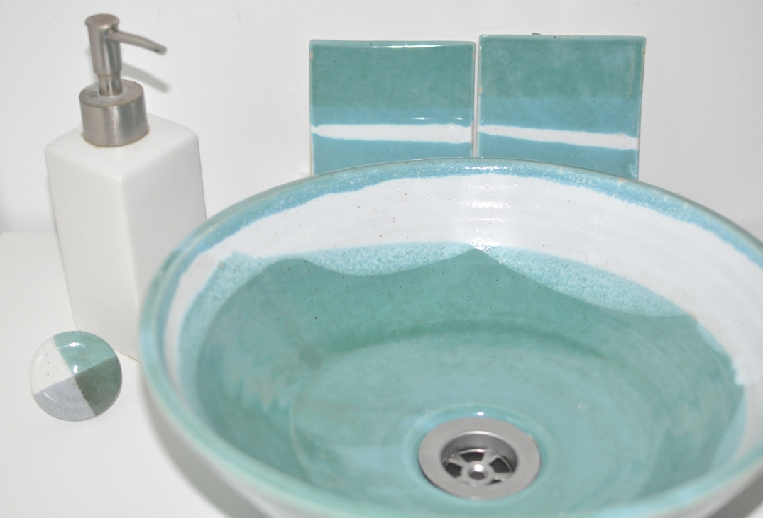 Ceramic Sink, Basin, Bathroom Accessories
