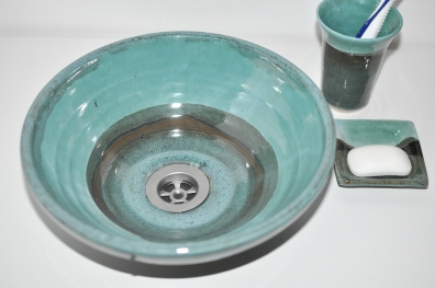 Handmade Sink, Bathroom Sink, Small Sink, Small Basin