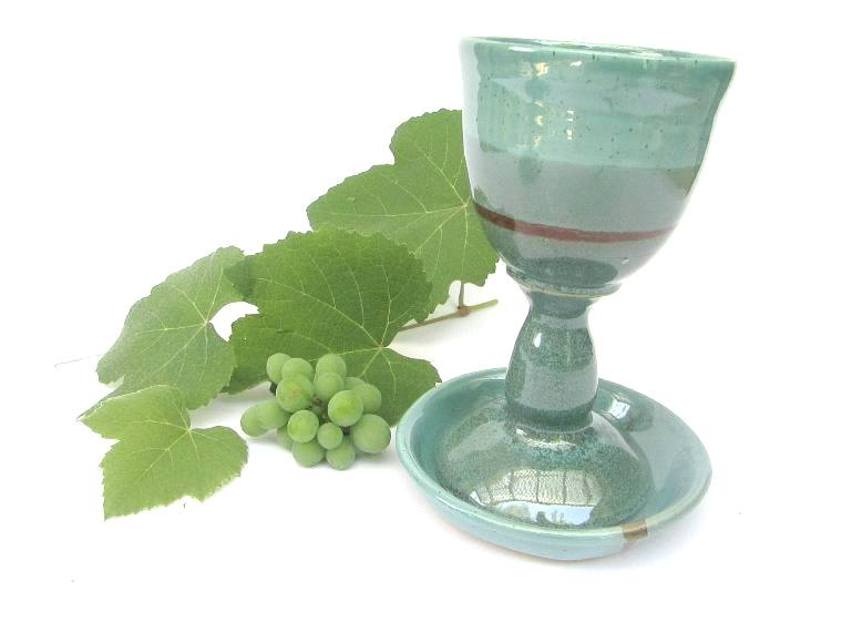 Kiddush Cup, Wine Cup, Chalice