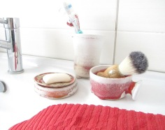 Toothbrush Holder, Soap Dishes, Bathroom Accessories